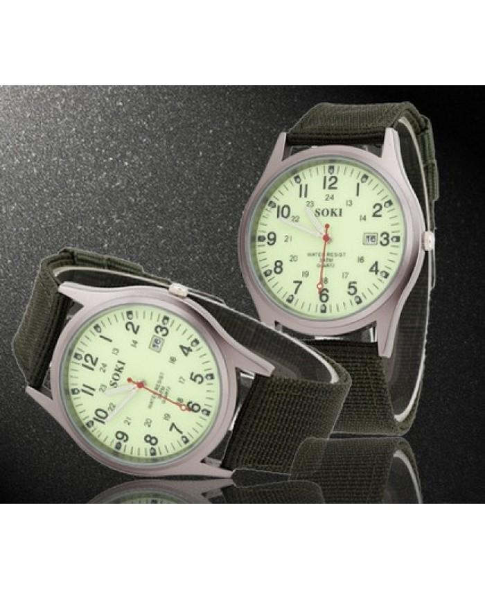 cc1d69309de Relógio Militar Luminous